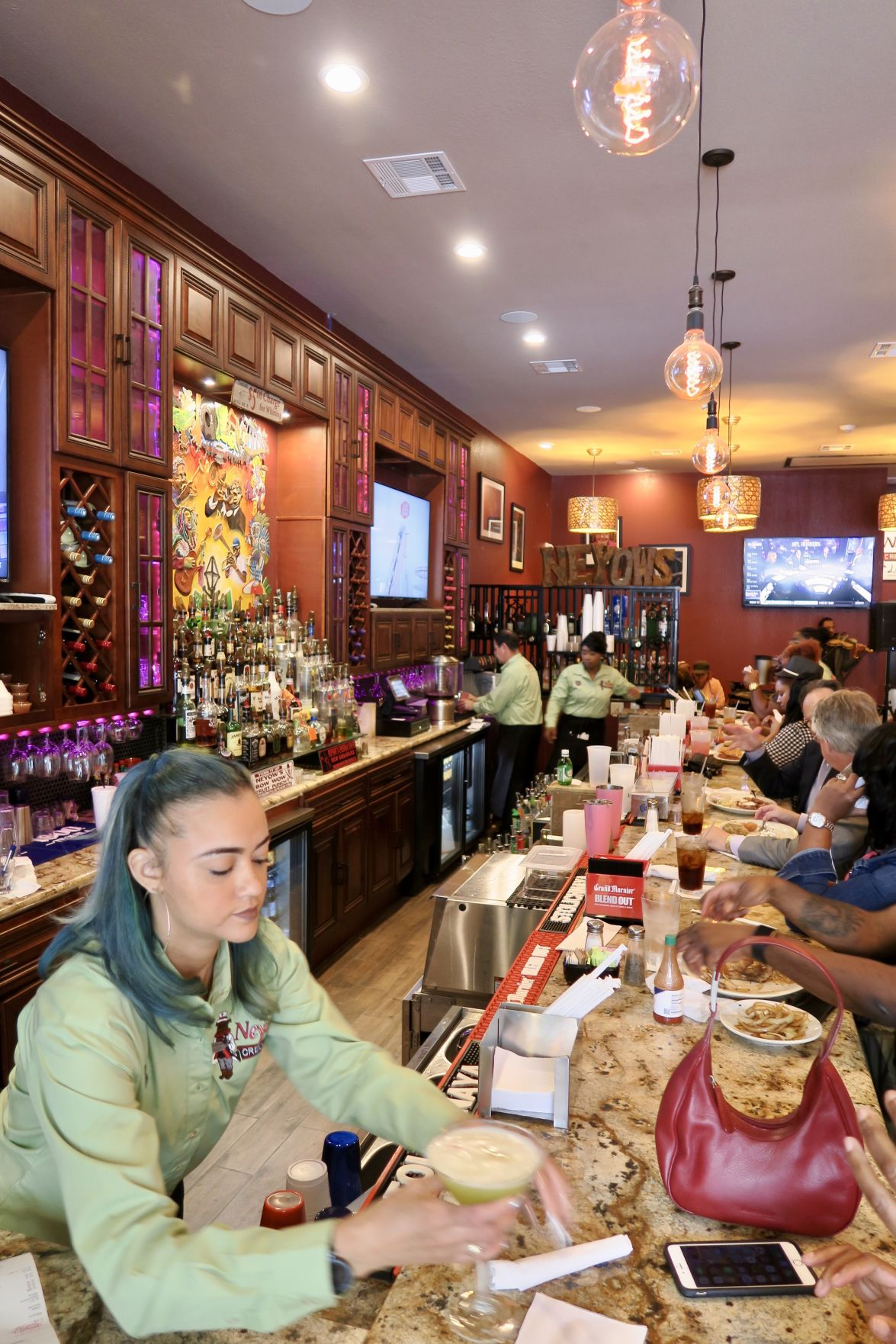 Neyow S Creole Cafe Mid City Menu