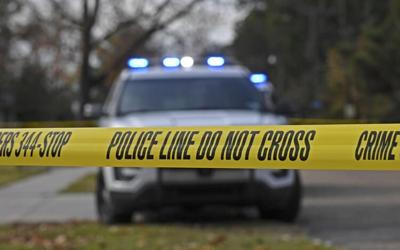 Police dayside crime tape file