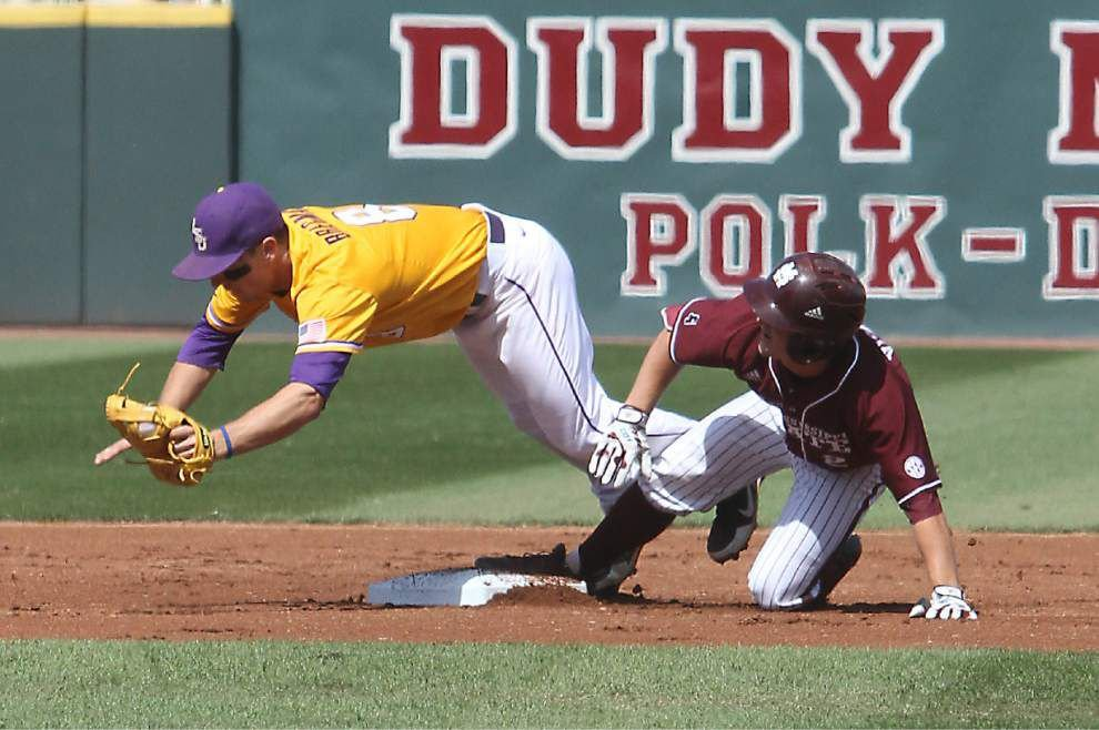 Photos: LSU falls to Mississippi State _lowres