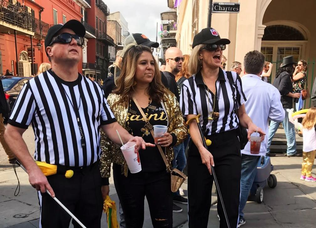 New Orleans Super Bowl boycott