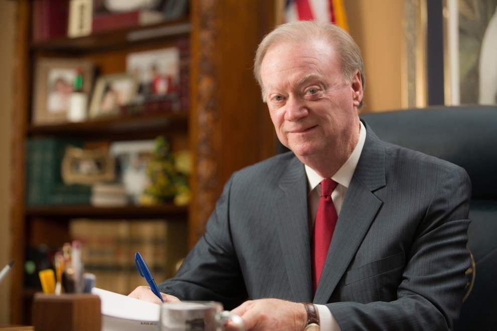 Secretary of State Tom Schedler, challenger Chris Tyson divided on expanding voter registration opportunities _lowres