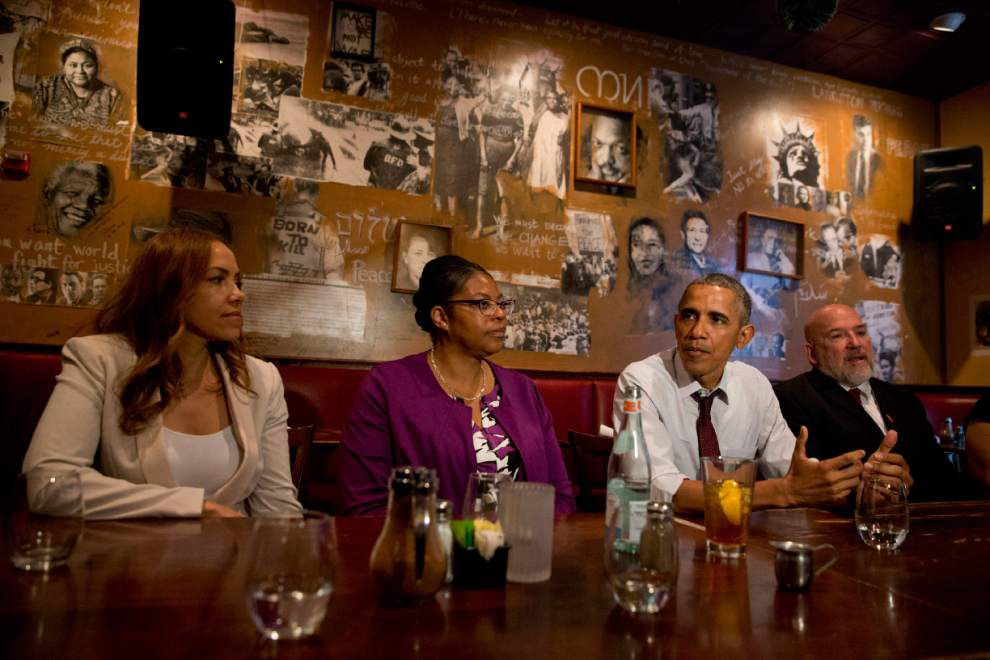 President Obama commutes New Orleans man's 20-year sentence for Uptown drug dealing _lowres