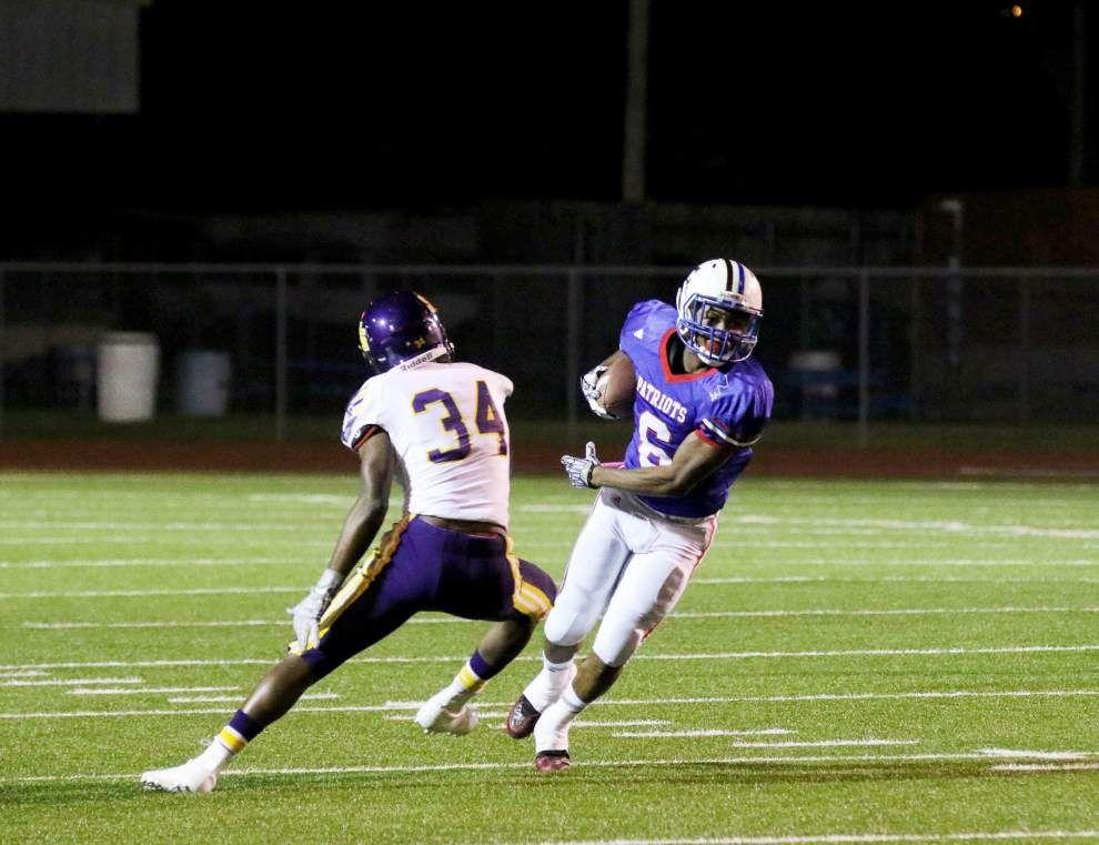 Taj Bickham's interception return for touchdown propels Curtis past St. Augustine 21-14 _lowres