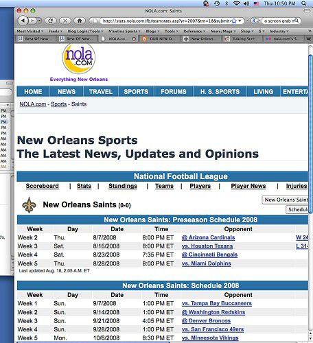 If it's 1:00 p.m. on NOLA.com, what time is it in New Orleans?_lowres