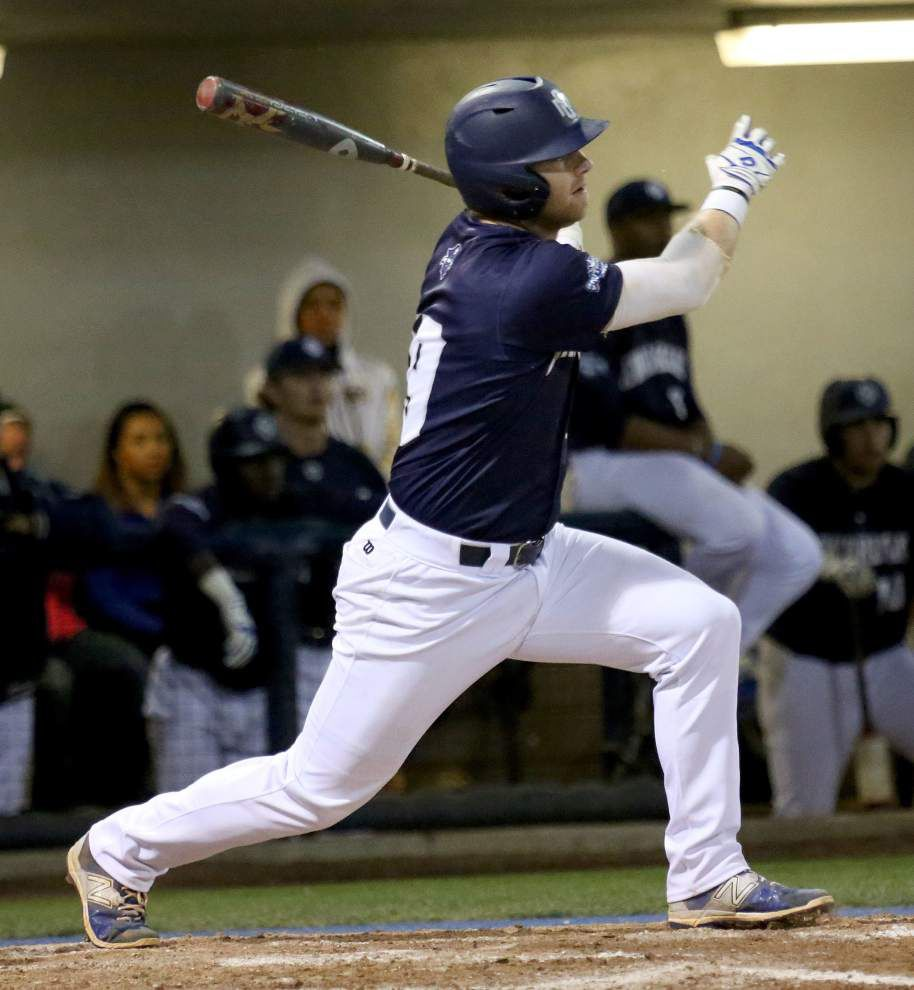 UNO bats erupt in 14-4 win over Southern _lowres