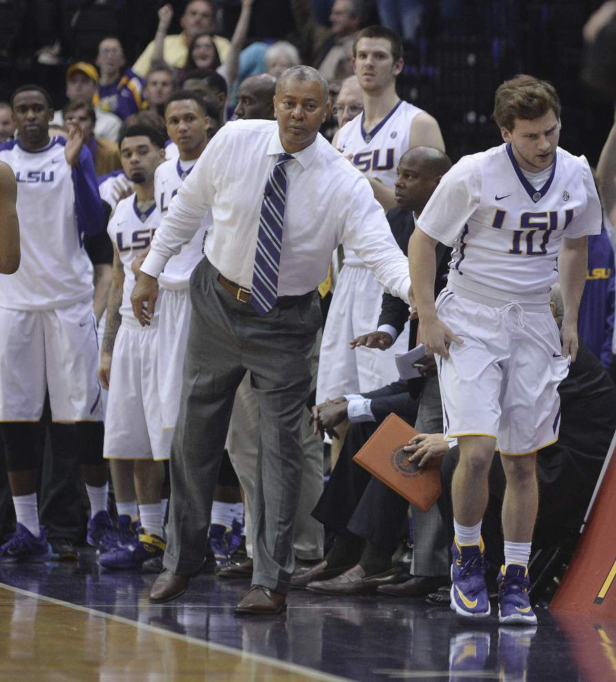 Heading into big Kentucky game, breaking down LSU's chances of finishing among SEC's top 4 _lowres