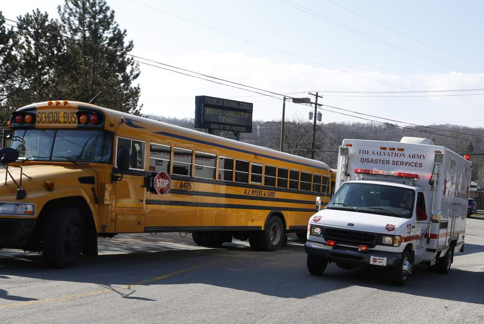 Pa. high school stabbing spree leaves 20 injured _lowres