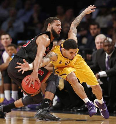 NC State drops LSU men's basketball team 83-72 in overtime _lowres