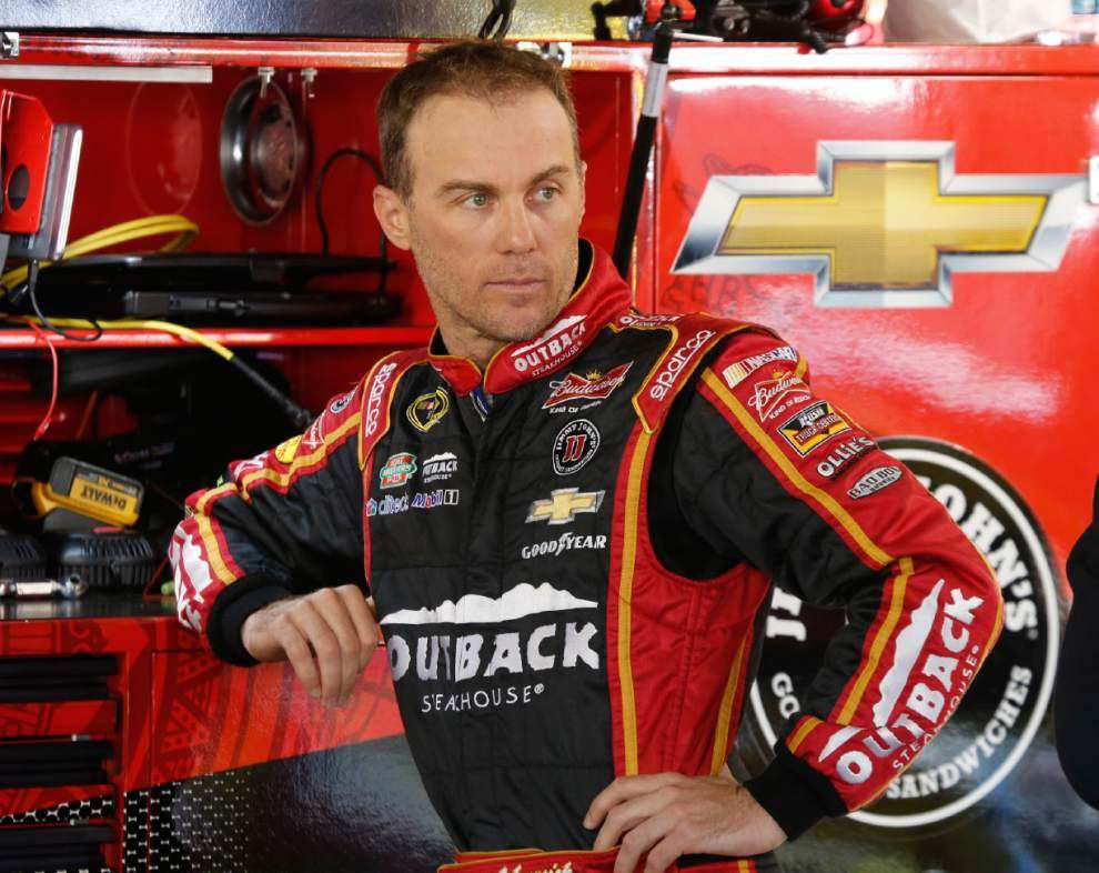 Harvick has work cut out for him at Martinsville _lowres