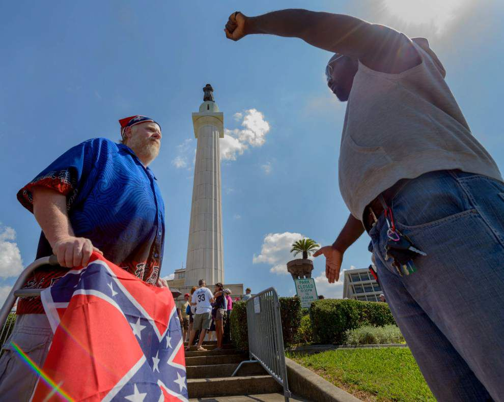 City must leave Confederate monuments in place while case is appealed, 5th U.S. Circuit Court rules _lowres