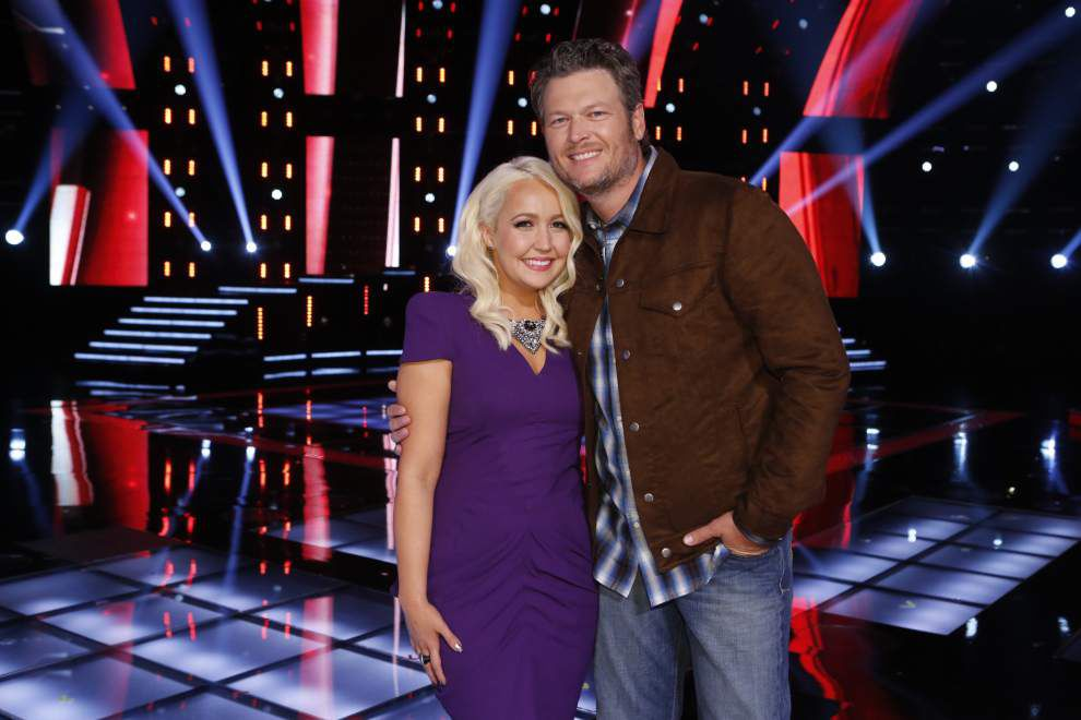 'The Voice of Louisiana': Half of tonight's field of finalists are Bayou State natives _lowres