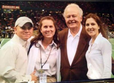 Tom Benson's grandson Ryan LeBlanc says mental competency lawsuit is effort to 'put the family back together' _lowres
