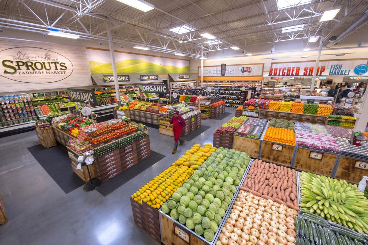 Sprouts opens first La  store | Business | theadvocate com