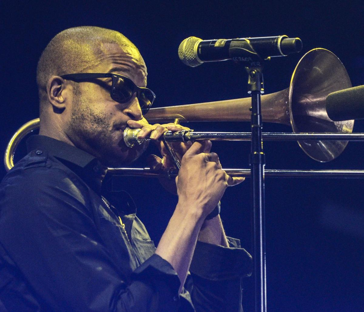 Trombone Shorty Tour With Red Hot Chili Peppers Hits New