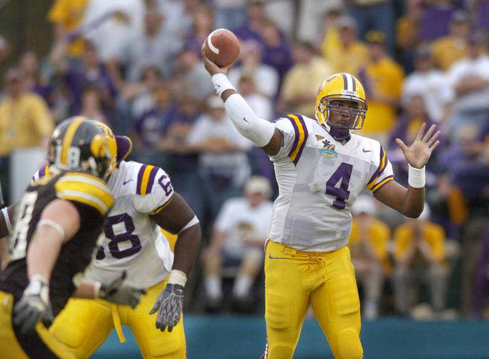 Ex-LSU quarterback JaMarcus Russell on SI Films: I'll play ...