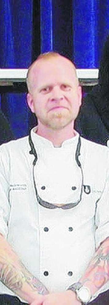 Leftovers: 'No rules' for chef Wadsworth at upcoming Goûter _lowres