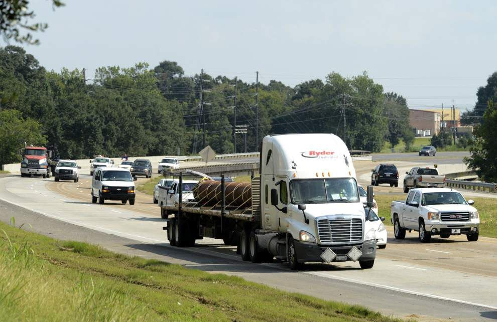 Tolls are possible to complete Interstate 49 South _lowres