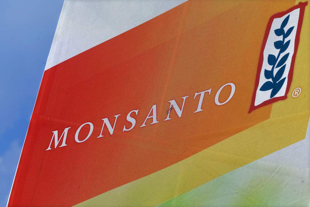 Germany's Bayer confirms takeover talks with U.S.'s Monsanto, which operates a plant in St. Charles Parish _lowres