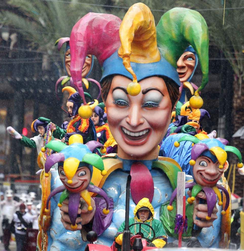 Arthur Hardy: Record krewe memberships to fuel this year's Carnival celebrations _lowres