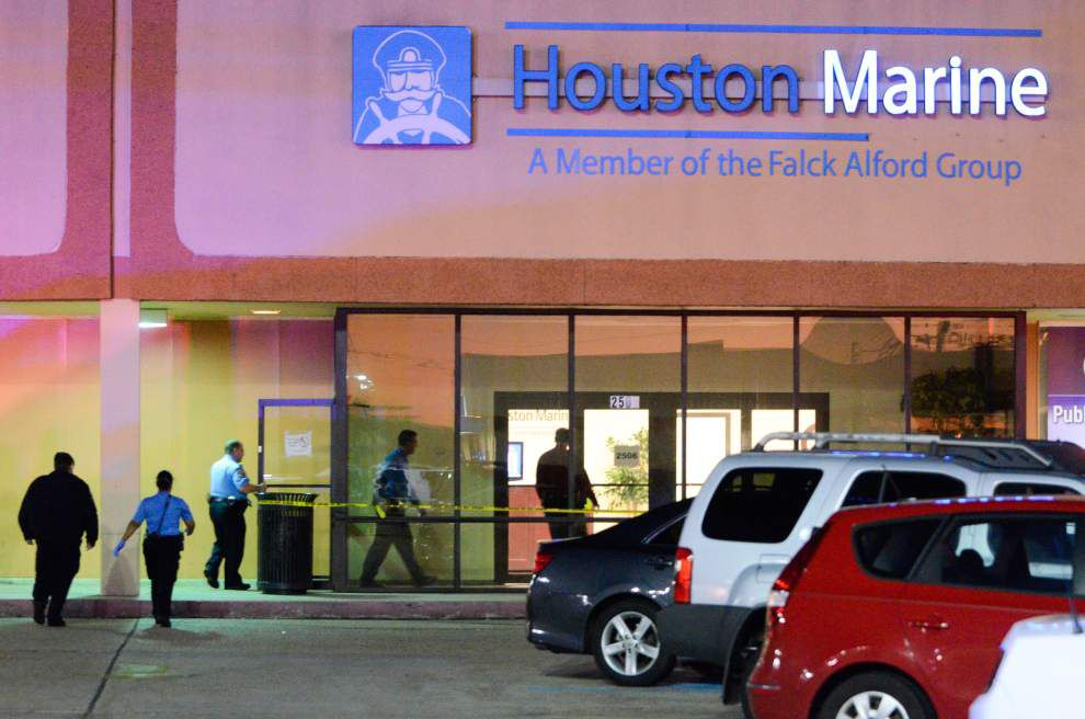 Police: Before killing manager, Houston Marine employee threatened to 'shoot everybody' at Kenner office _lowres