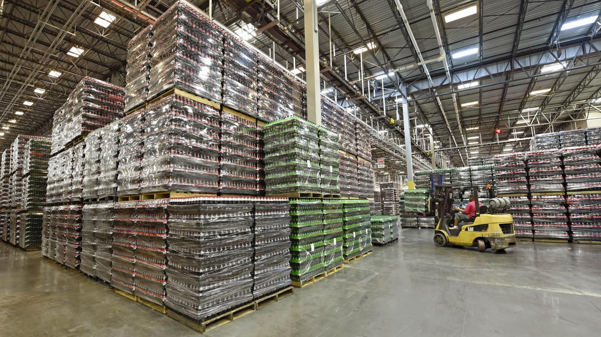 Bottling and distribution of Coke products get improved