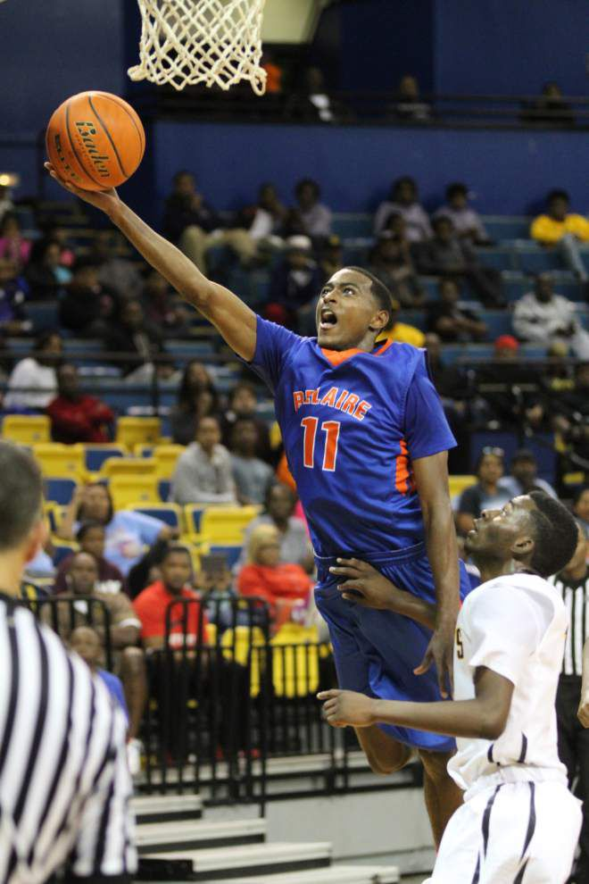 Belaire's Terrance Johnson gets chance to catch college coaches' eyes at LHSCA all-star basketball game _lowres