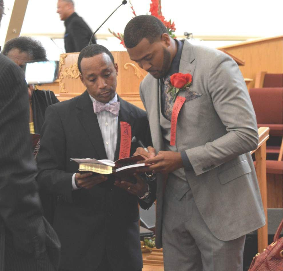 Faith Matters: Ex-Tiger Clayton considers 'what makes a man good' _lowres