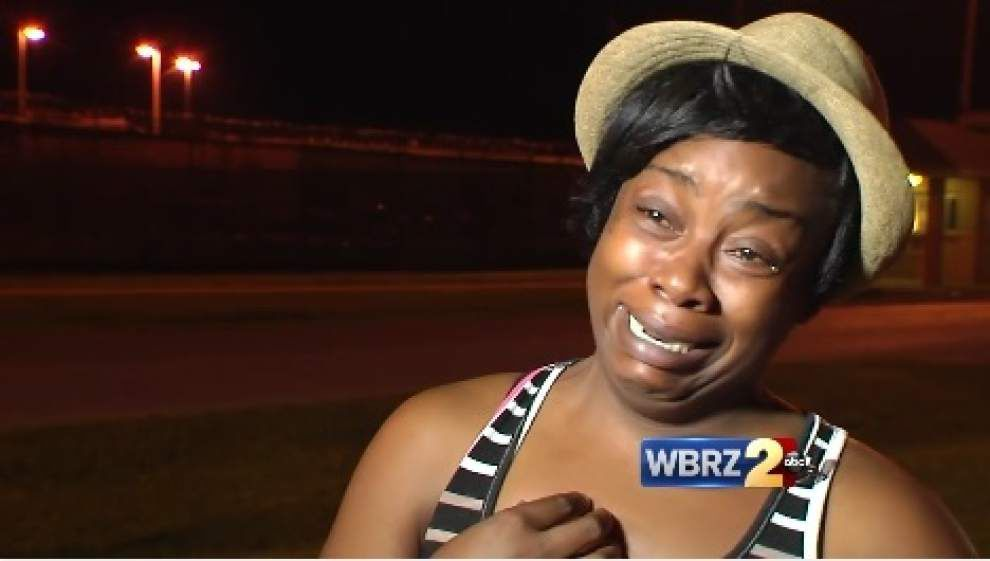 Baton Rouge mom wants '6 pack back under one roof' after arrest for whipping sons over alleged burglary _lowres