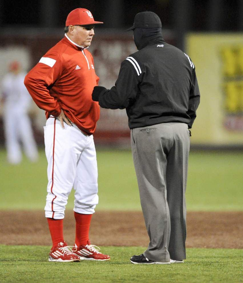 Tony Robichaux more irked by Ragin' Cajuns' miscues than by missing his chance at win No. 1,000 _lowres