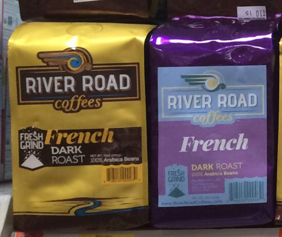River Road Coffees' gold packaging going pastel temporarily _lowres