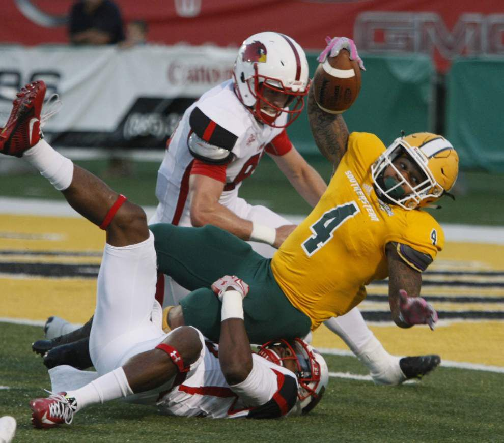 Southeastern Louisiana has 'plenty of reasons to play' as it prepares for Incarnate Word _lowres