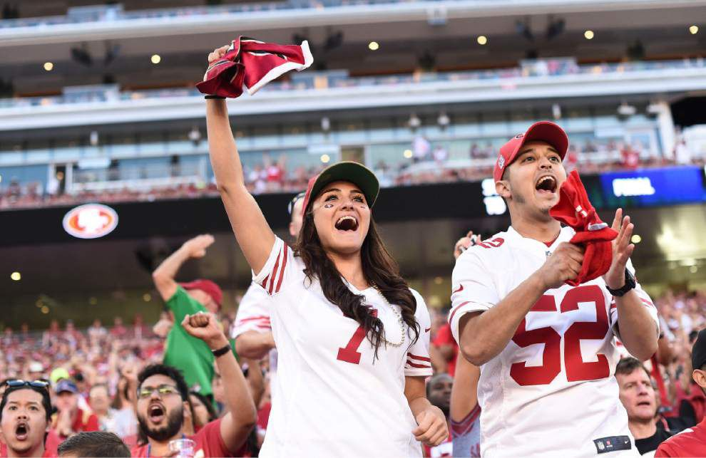 NFL hoping to connect with fans at Levi Stadium _lowres