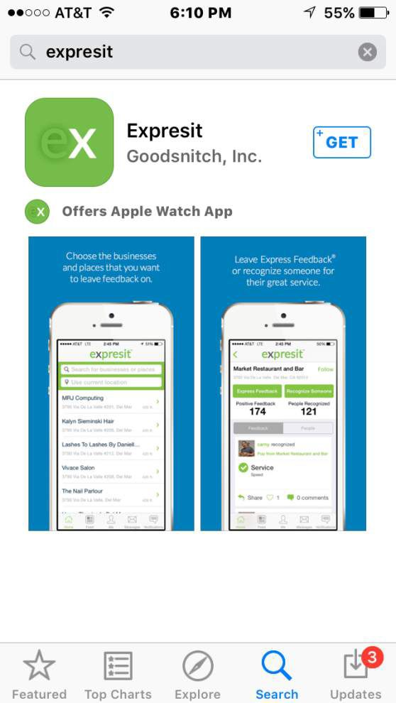 Baton Rouge introduces new app that allows residents to rate city-parish government _lowres