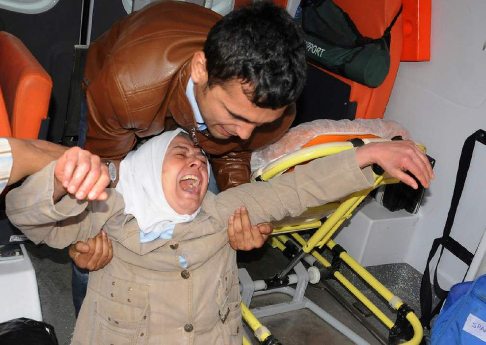 274 dead in Turkey's worst-ever mine disaster _lowres