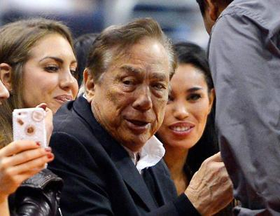 NBA probing alleged recording of L.A. Clippers owner Donald Sterling _lowres