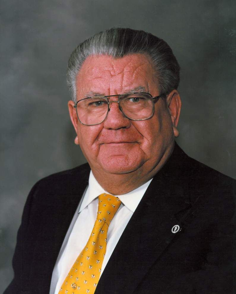 Floyd Glass, former St. Tammany Parish councilman, dies at 80 _lowres