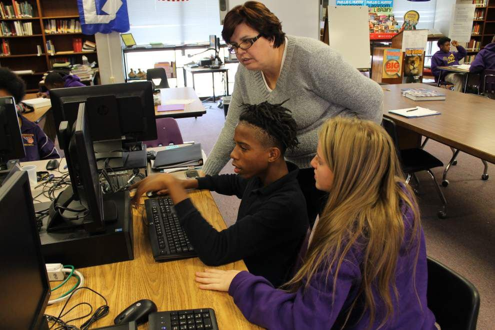 Amite High offers tutoring to help struggling students _lowres