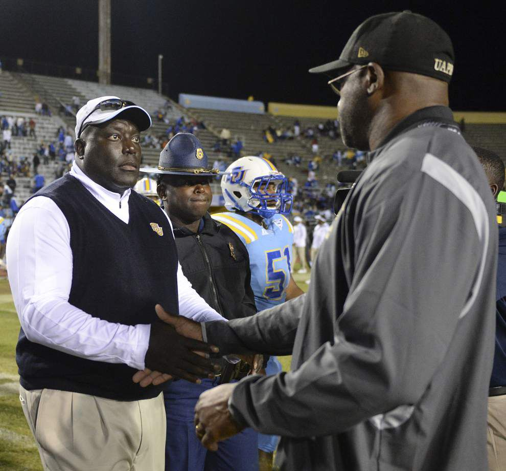 Video: Southern coach Dawson Odums says team has made improvements going into Alabama A&M game _lowres