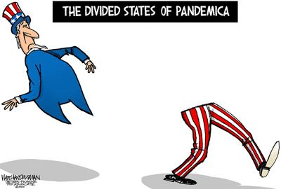 Walt Handelsman: Divided