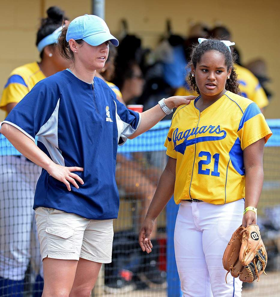 Southern softball team drops into SWAC losers bracket _lowres