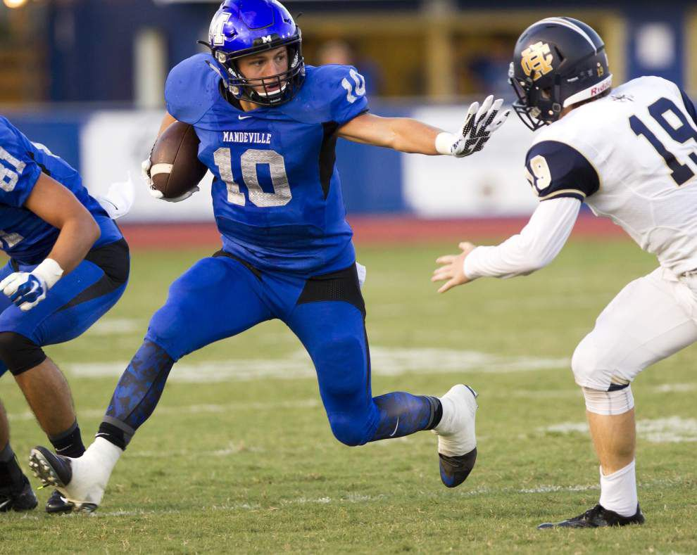 Parker, Cody Orgeron play pivotal roles for Mandeville _lowres