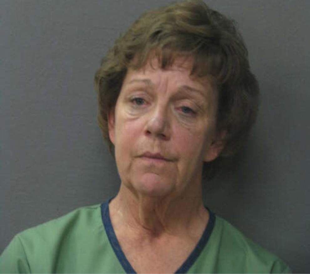 Lafayette woman who admitted hiding dead newborn in storage unit released on bond _lowres