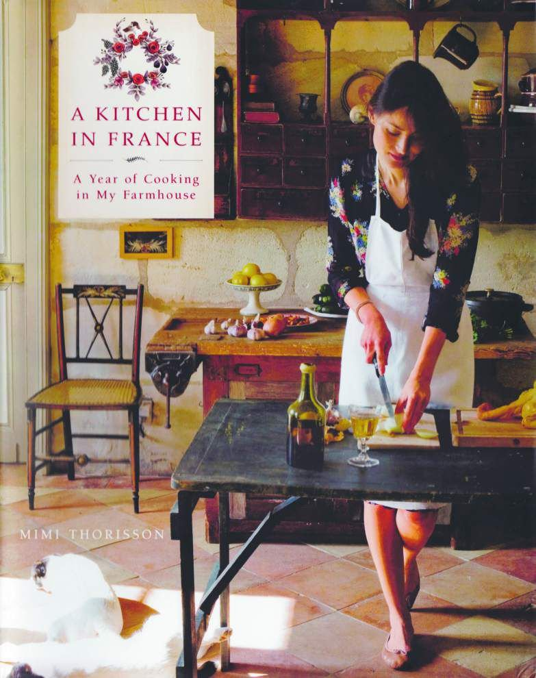 Side Dish: Cookbook transports readers to France _lowres