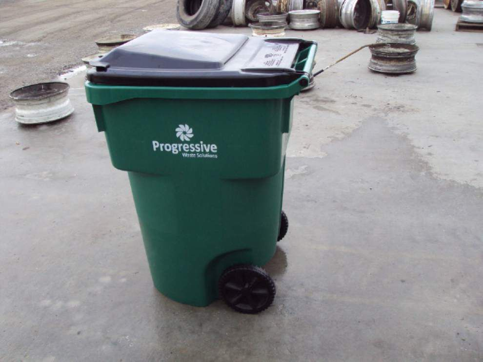 Jefferson Parish introduces semi-automated trash collection _lowres