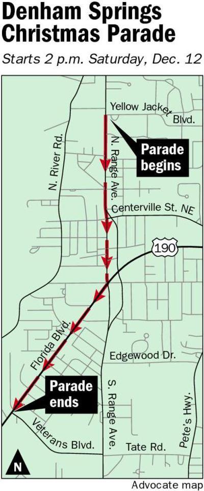 Denham Springs Christmas Parade 2021 Around Livingston For Dec 10 2015 Communities Theadvocate Com