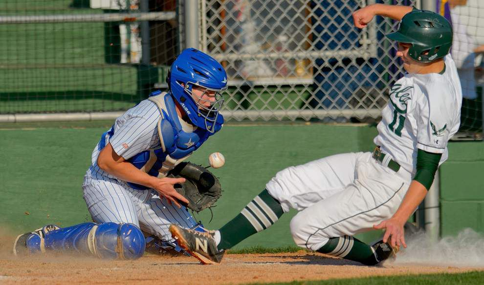 Jesuit catcher Trent Forshag to walk on at LSU _lowres