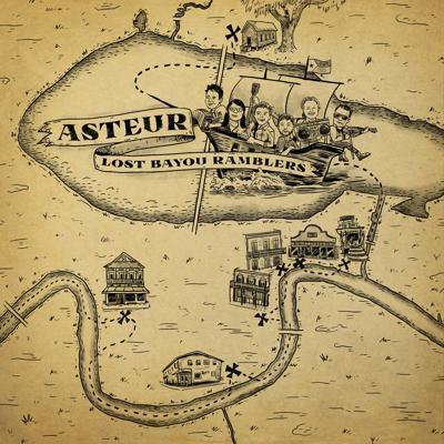 Lost Bayou Ramblers 'Asteur'