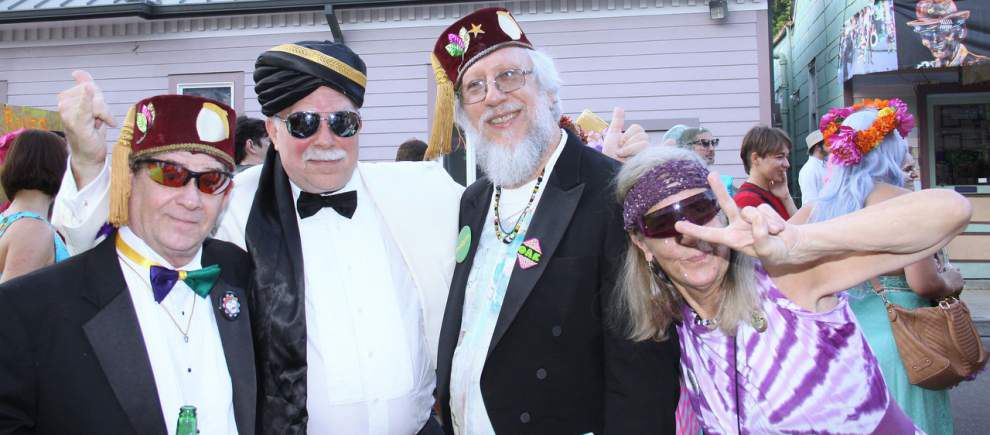Steven Forster's Party Central: Krewe of O.A.K. midsummer Mardi Gras _lowres