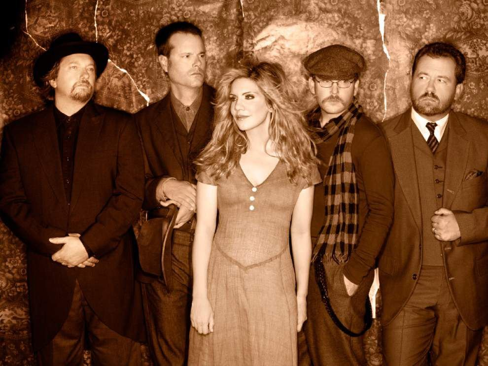 Alison Krauss and Union Station back with hit fusion bluegrass _lowres