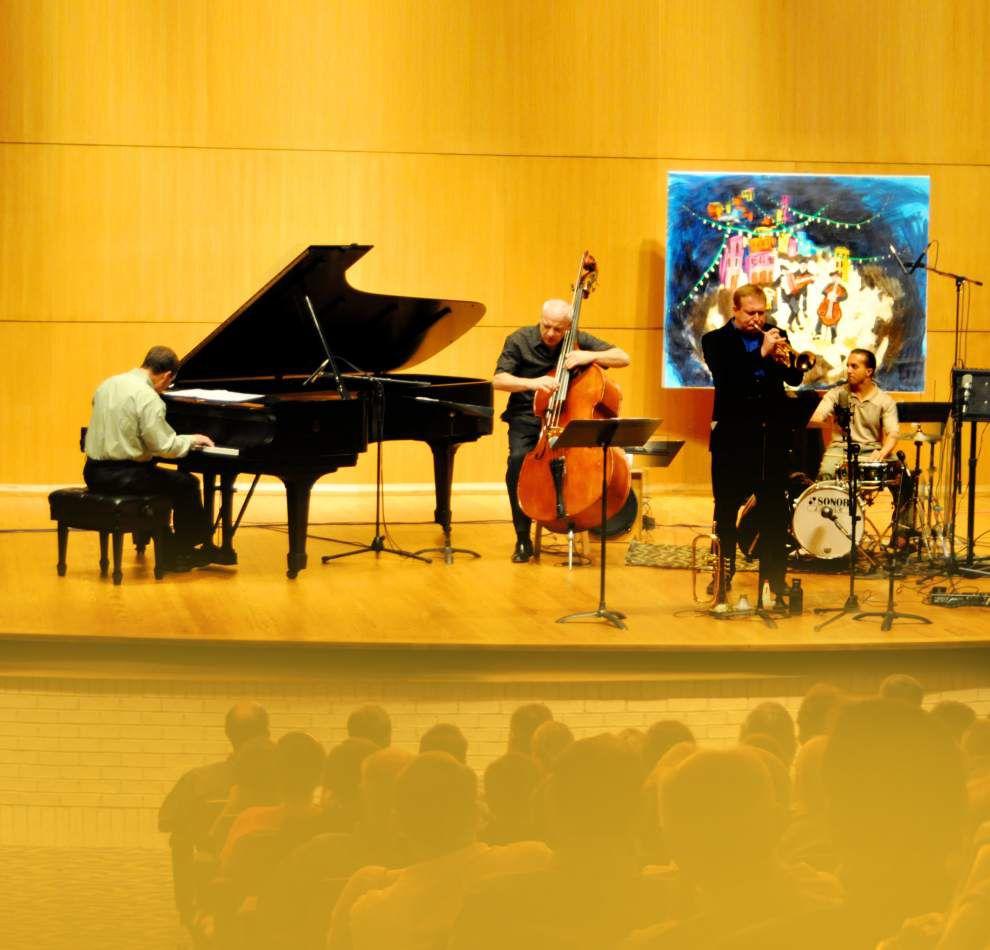 Summer jazz concert series starts at LSU _lowres